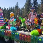 Float on the Fourth of July
