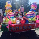 Fun in the Sun Float July 4th