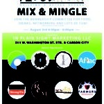 mix and mingle In Plain Sight