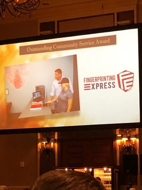 Fingerprint express