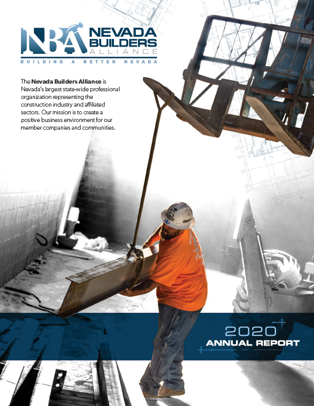Nevada Builders Alliance 2018 Annual Report